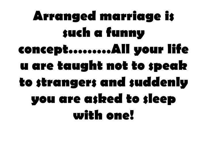 ArrangeMarriage