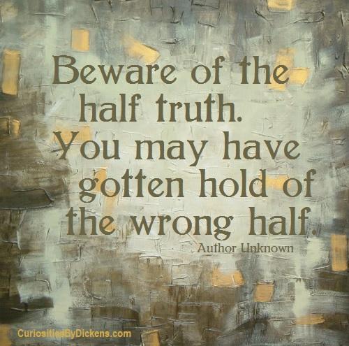 Half-Truths3