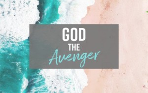 God the Avenger